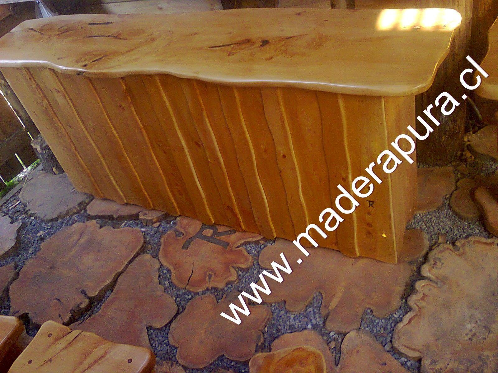 Madera Pura Muebles Rusticos De Cipres Muebles Rusticos