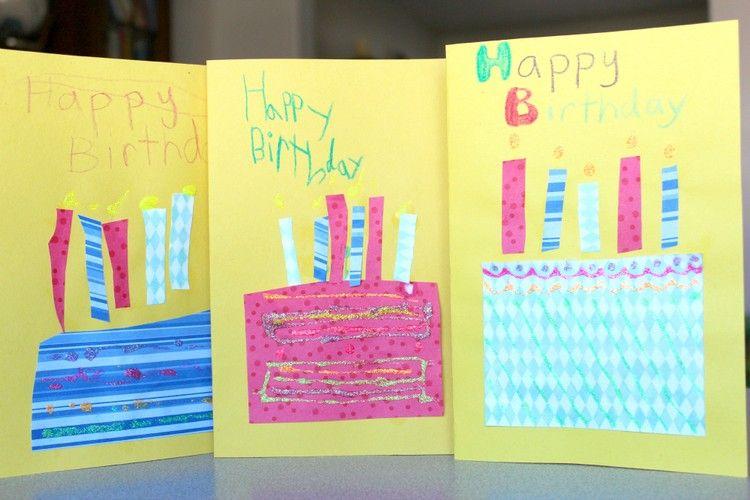 Geburtstagskarten basteln zum 30