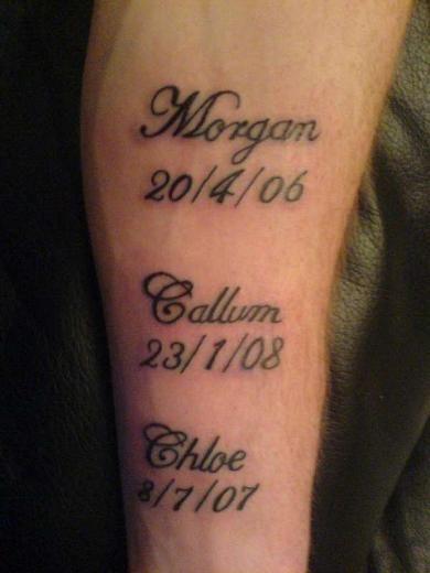 Children S Names Tattoos For Women Google Search Tattoos For Kids Names Tattoos For Men Name Tattoos On Arm