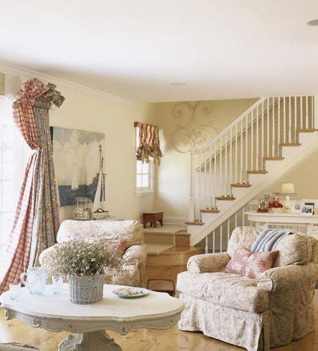 Cottage Style Design Ideas   Cottage Style Decorating Pictures ...