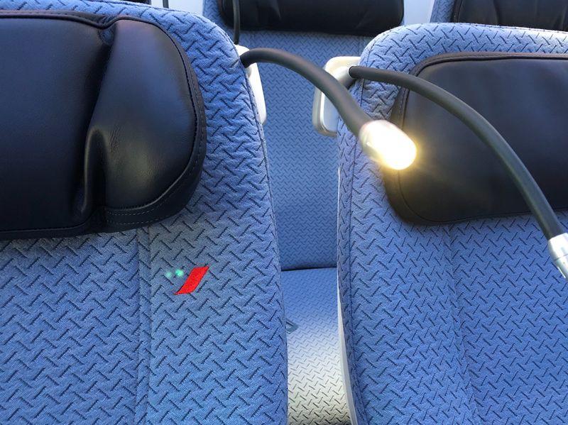 Nouvelle cabine Premium Economy Air France A350 OHLALAIR
