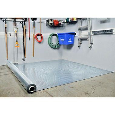 VersaRoll Performance Flooring - Gray - 2 Sizes Available