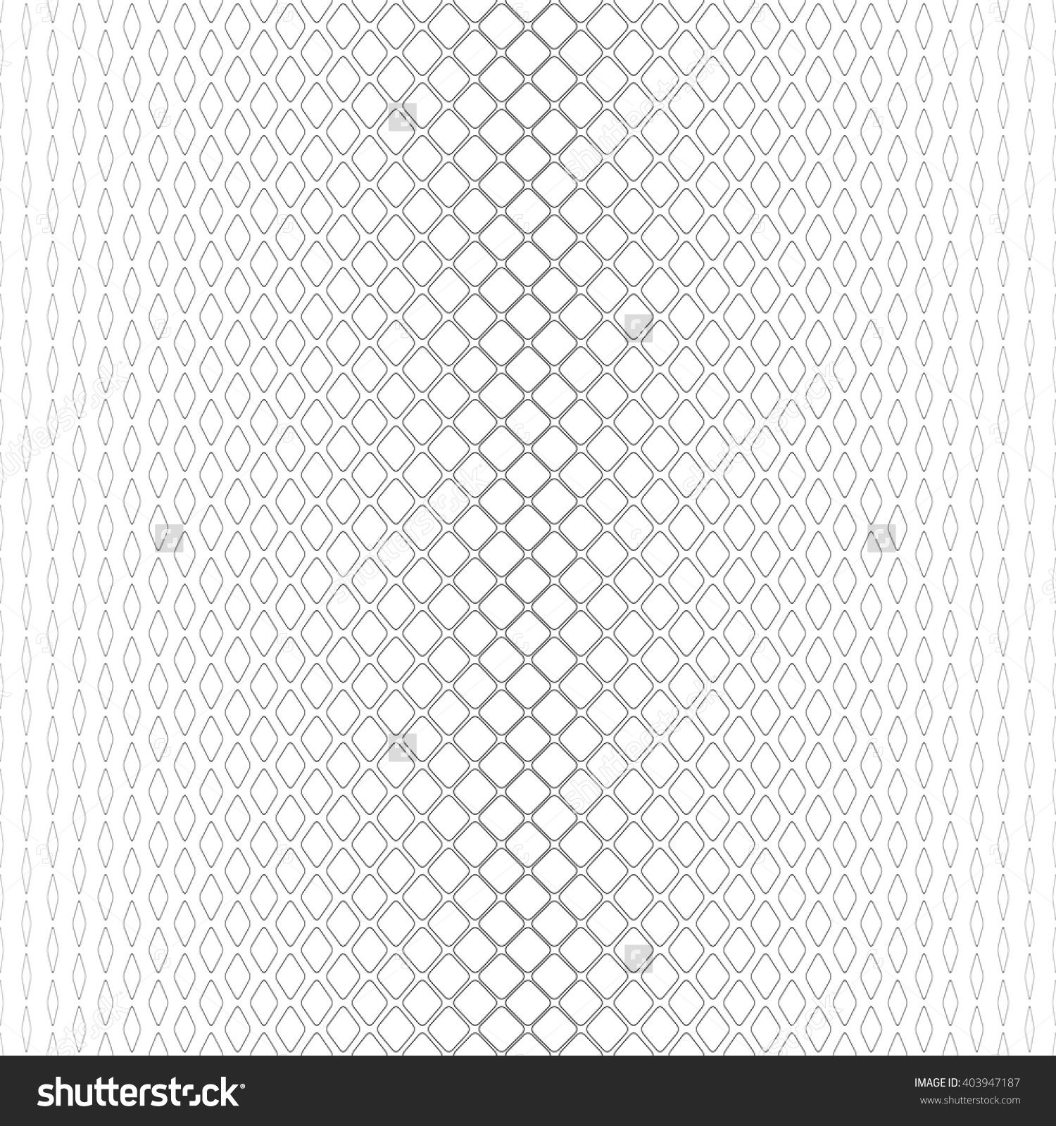 Repeating Black And White Abstract Rounded Square Pattern Background Ilustración vectorial en stock 403947187 : Shutterstock