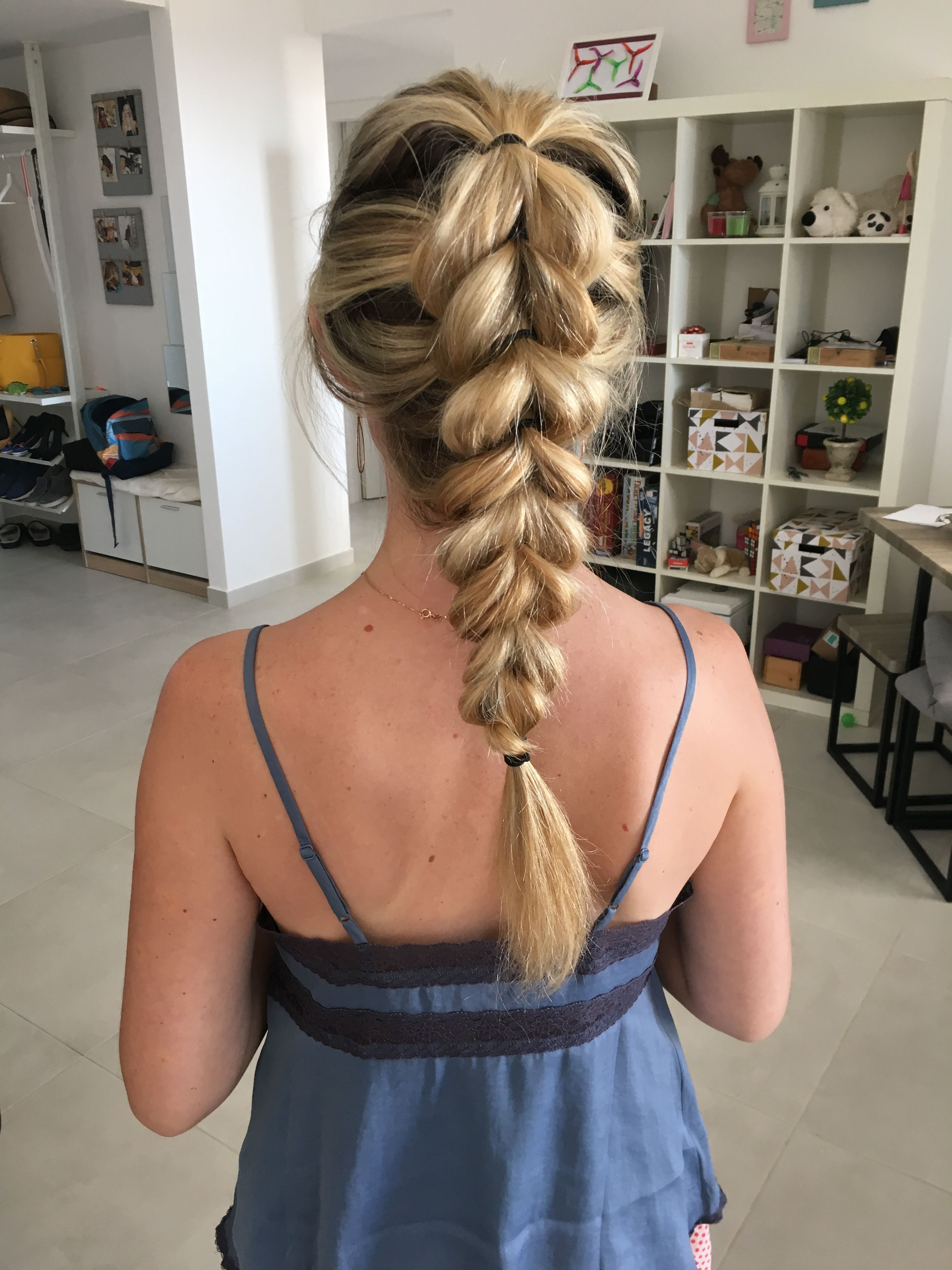 Easy hairstyle step by step hair pinterest easy hairstyles