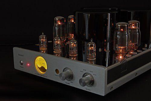 destiny el34 rc amplificateur tubes haut de gamme argent ampli a lampe en 2019 vacuum