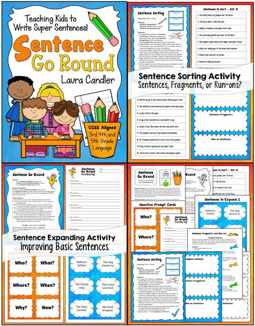 how to write english sentences free