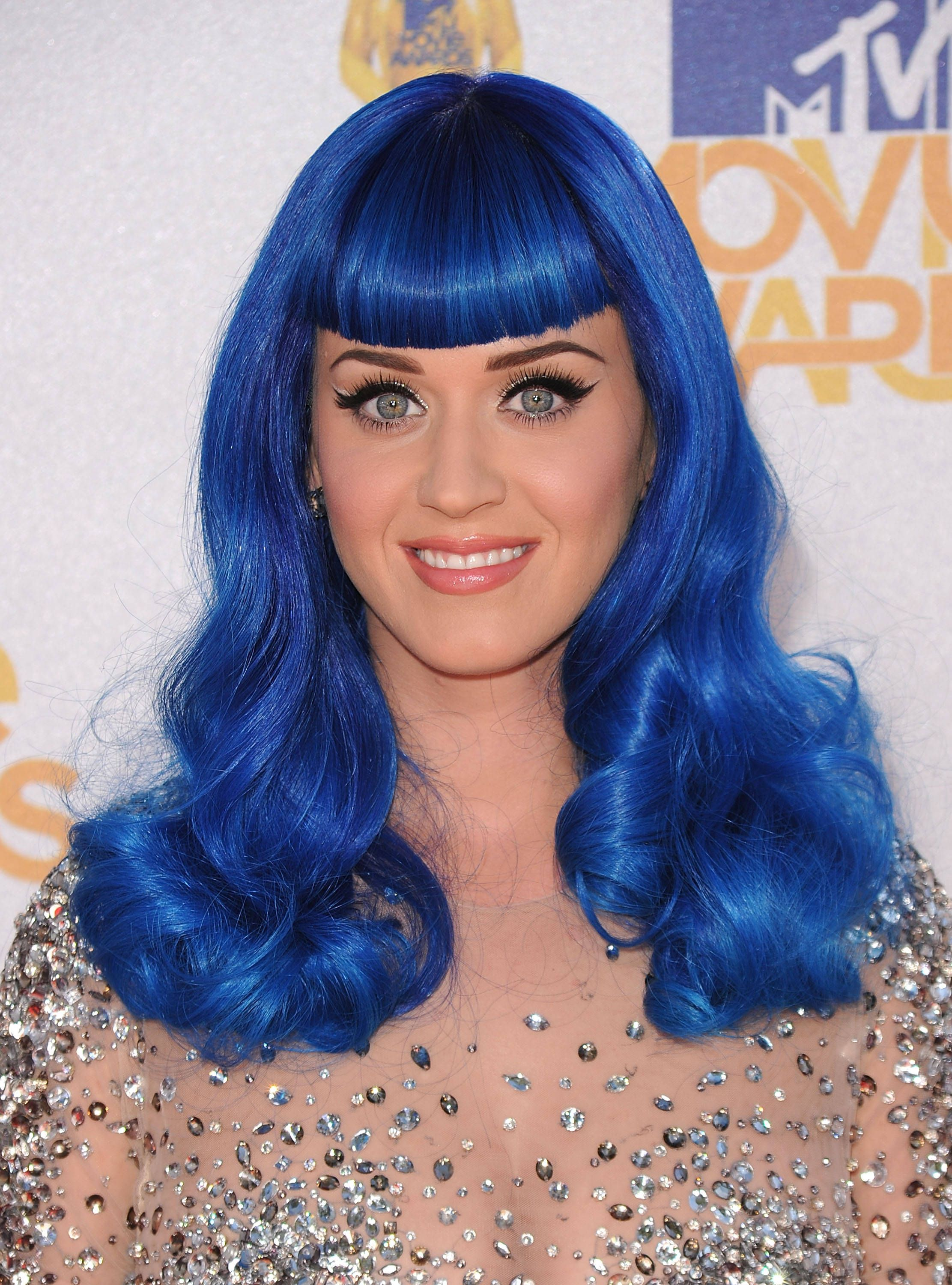 Super Bowl Prep The Evolution Of Katy Perry S Many Hairstyles In