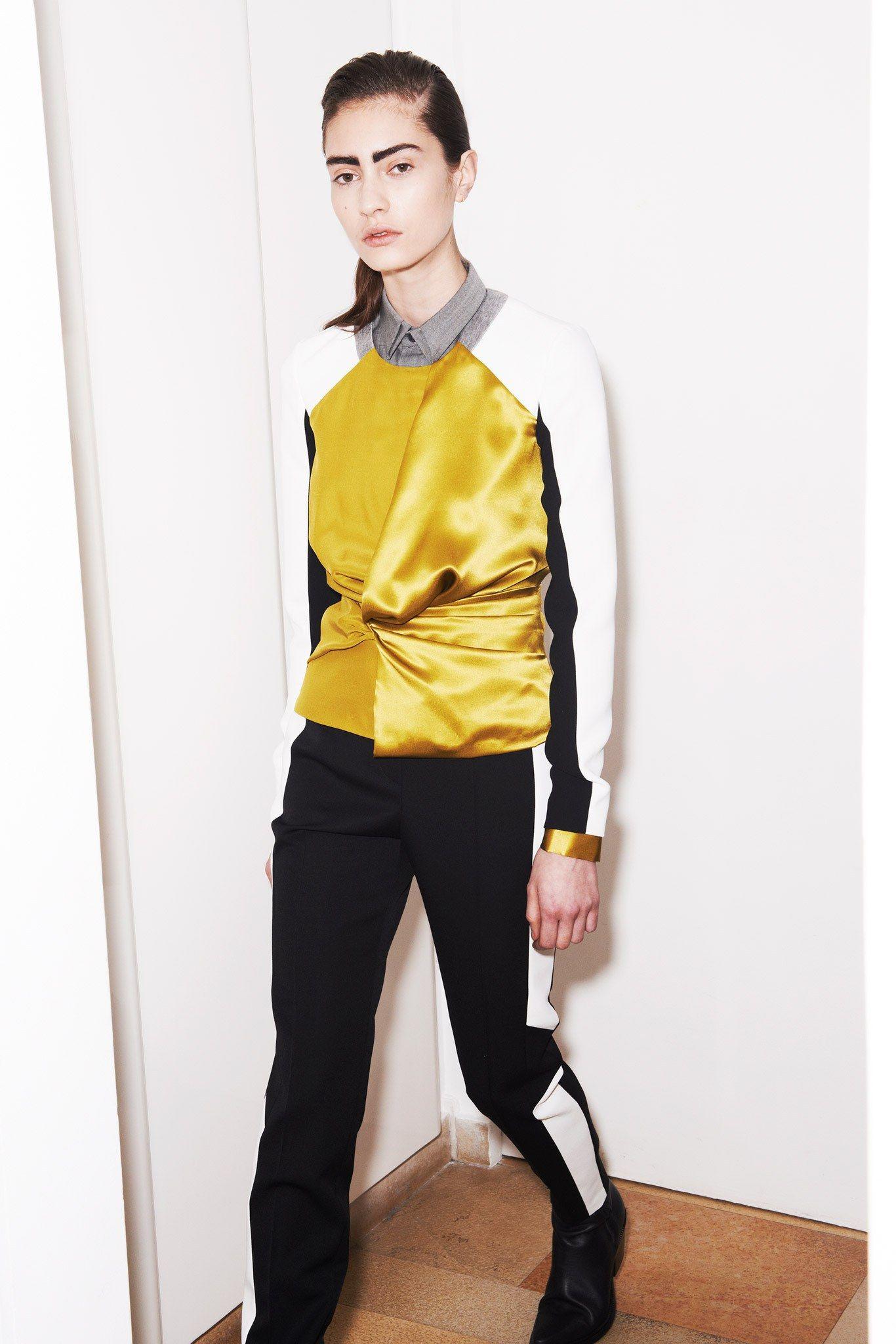 Barbara Bui Pre-Fall 2014 Fashion Show