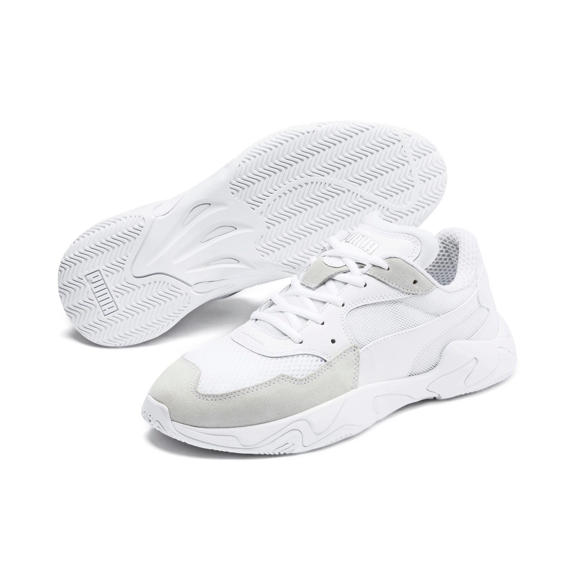 Nice Puma Black Puma White Almond Puma Sneakers | Puma
