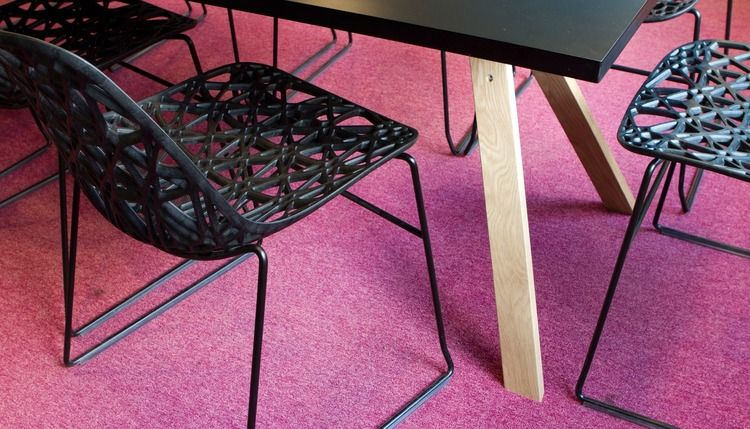 TDC interior by Studio Lillehammer