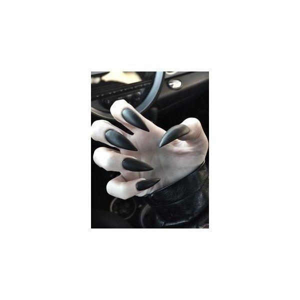 Fashion GlamLife: January 2012 |Stiletto Nails Amber Rose