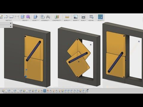 Fusion 360 beginners tutorial | Klemens torggler door