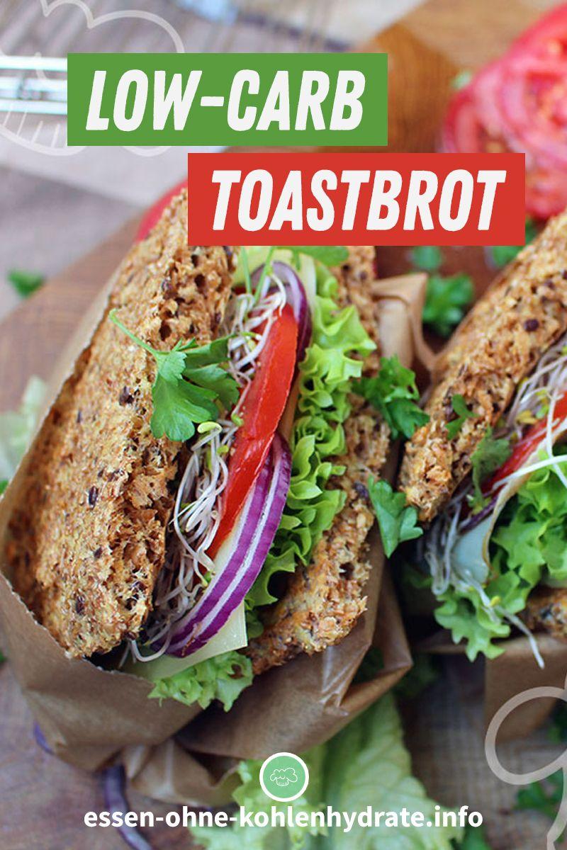 Low-Carb Toastbrot