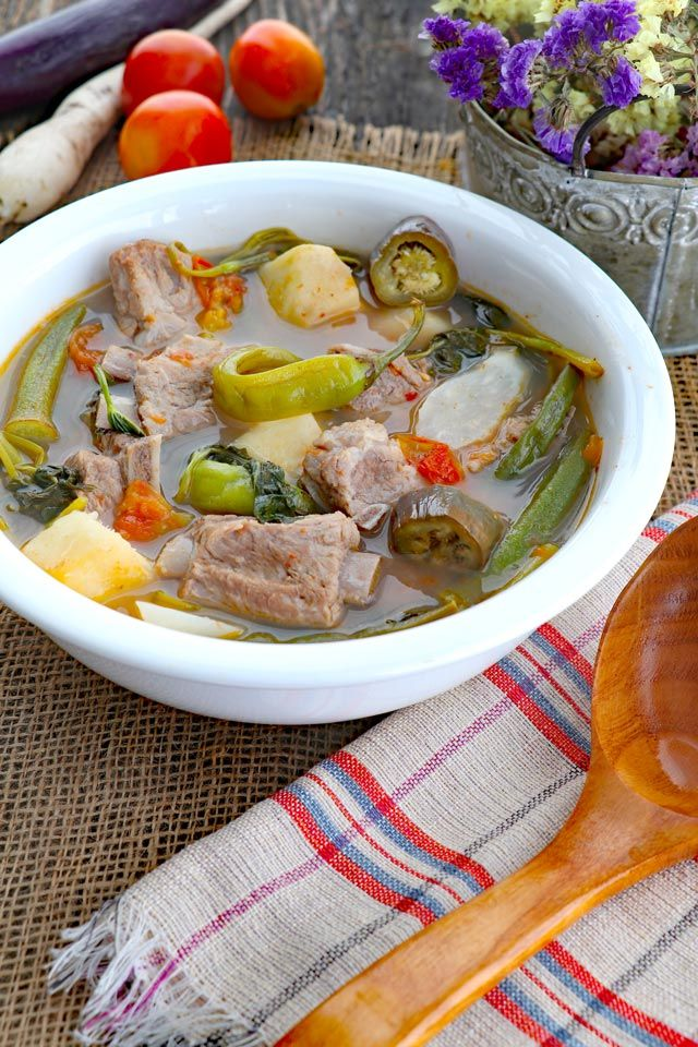 Photo of Sinigang na Baboy