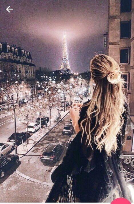 Imagem De Paris City And Light Billeder Foto Inspiration Inspirerende Billeder