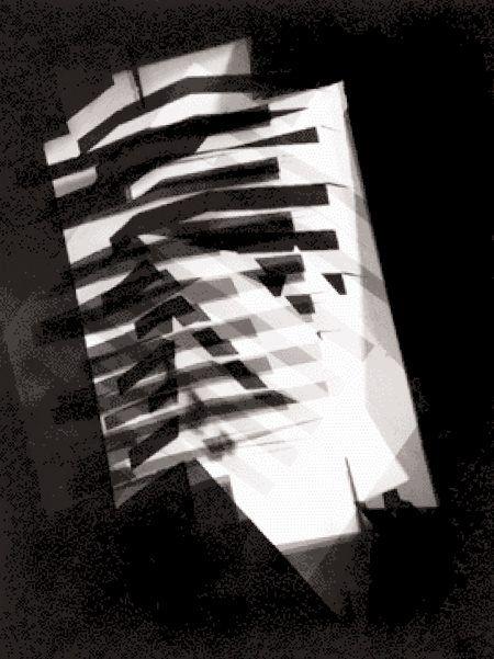 Laszlo Moholy-Nagy, Photogram, 1929