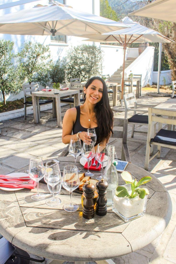 Me Encanto La Cata De Vinos Mont Rochelle Y Almuerzo En El