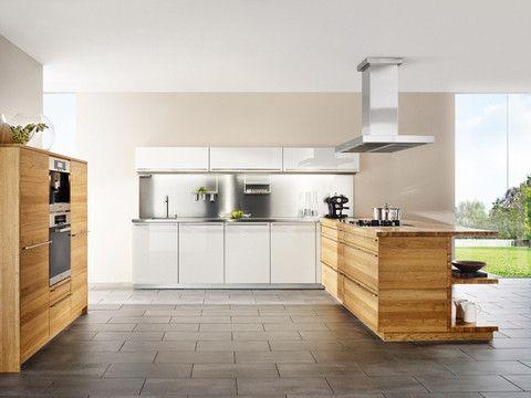 Linee Kitchen All things Team 7 Pinterest Corner unit, Wood - küchen team 7