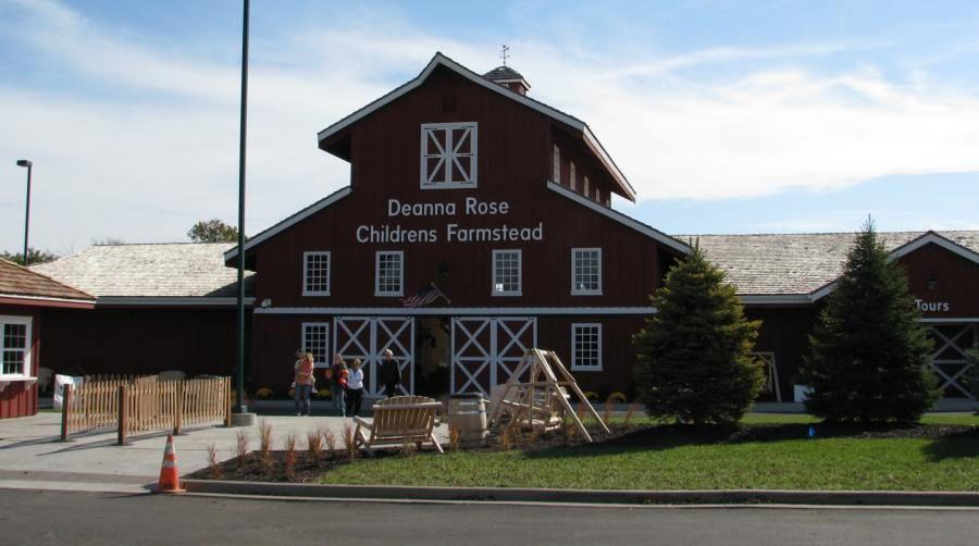 Deanna Rose Childrens Farmstead In Overland Park Ks Farmstead Pony Rides Overland Park