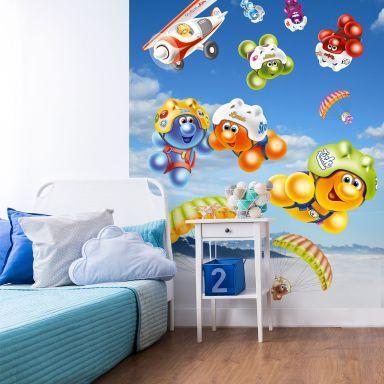 Kinderzimmer Tapete & Fototapeten für das Kinderzimmer