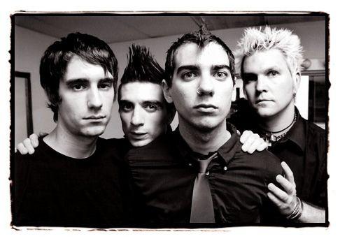 Anti Flag Dat Lead Singer Doe D Tie