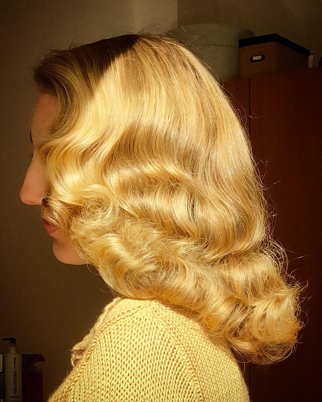 1940s Waves Tutorial 1940s Hairstyles For Long Hair 1940s Hairstyles 40s Hairstyles