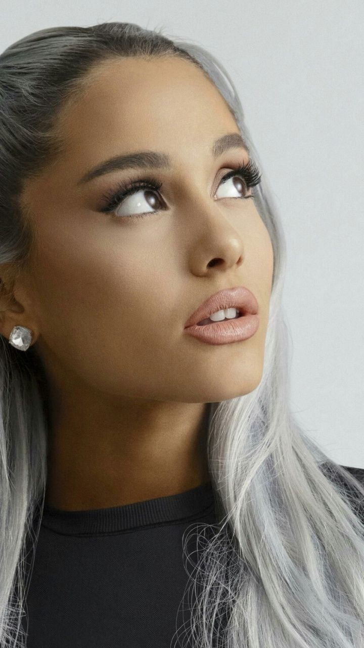 720x1280 Ariana Grande, white colored hair, Reebok, photoshoot, 2018 wallpaper -  720x1280  Ariana  colored  Grande  hair  photoshoot  reebok  Wallpaper  white -  wallpapers  4k  free  iphone  mobile  games