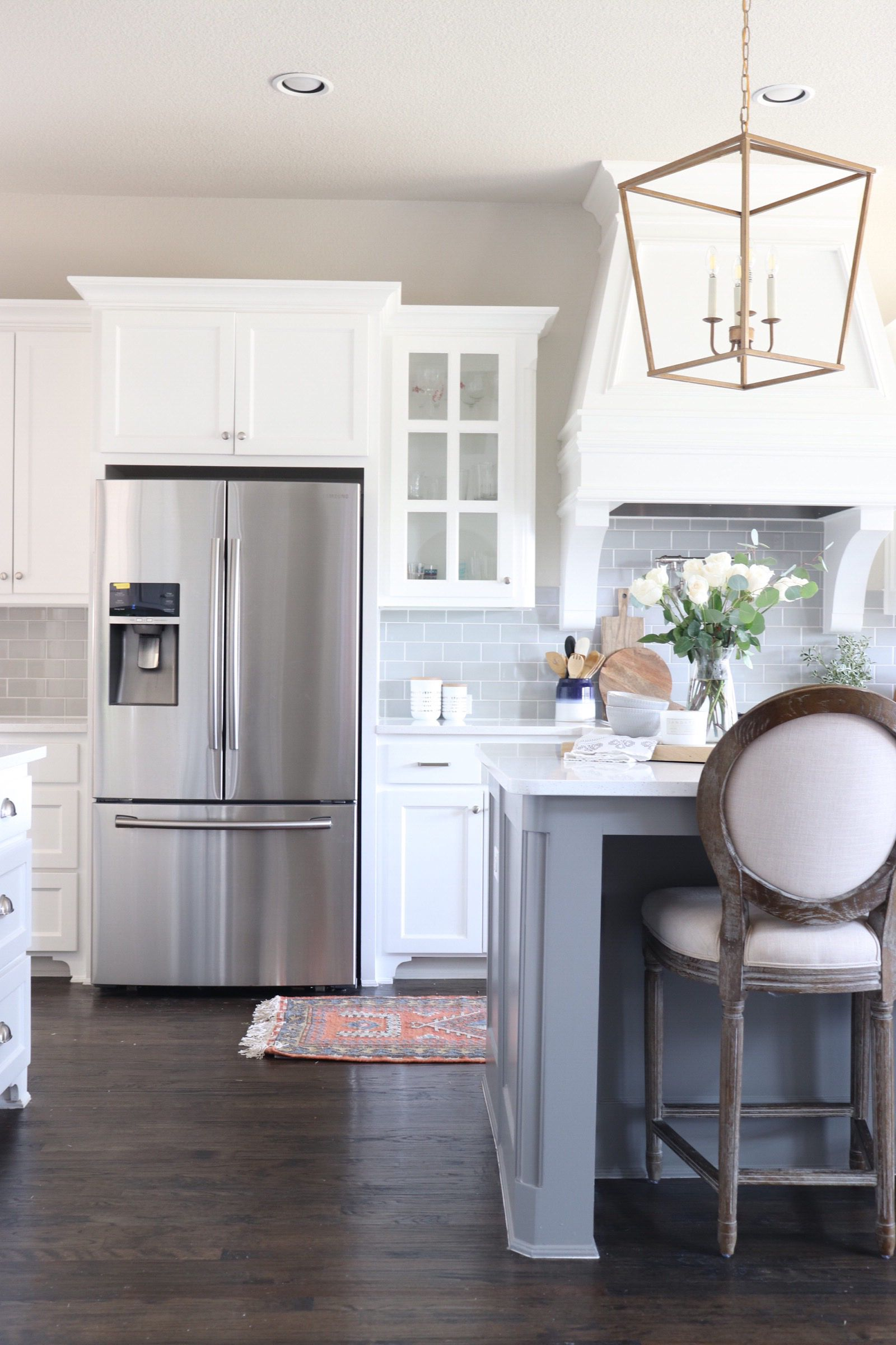HOW I REPAINTED OUR KITCHEN (With images