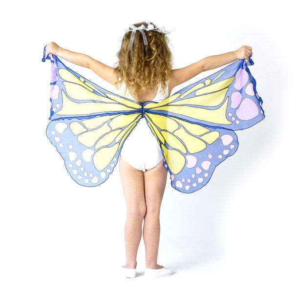 Soft Butterfly Or Fairy Wings Fairy Fashion Fairy Costume