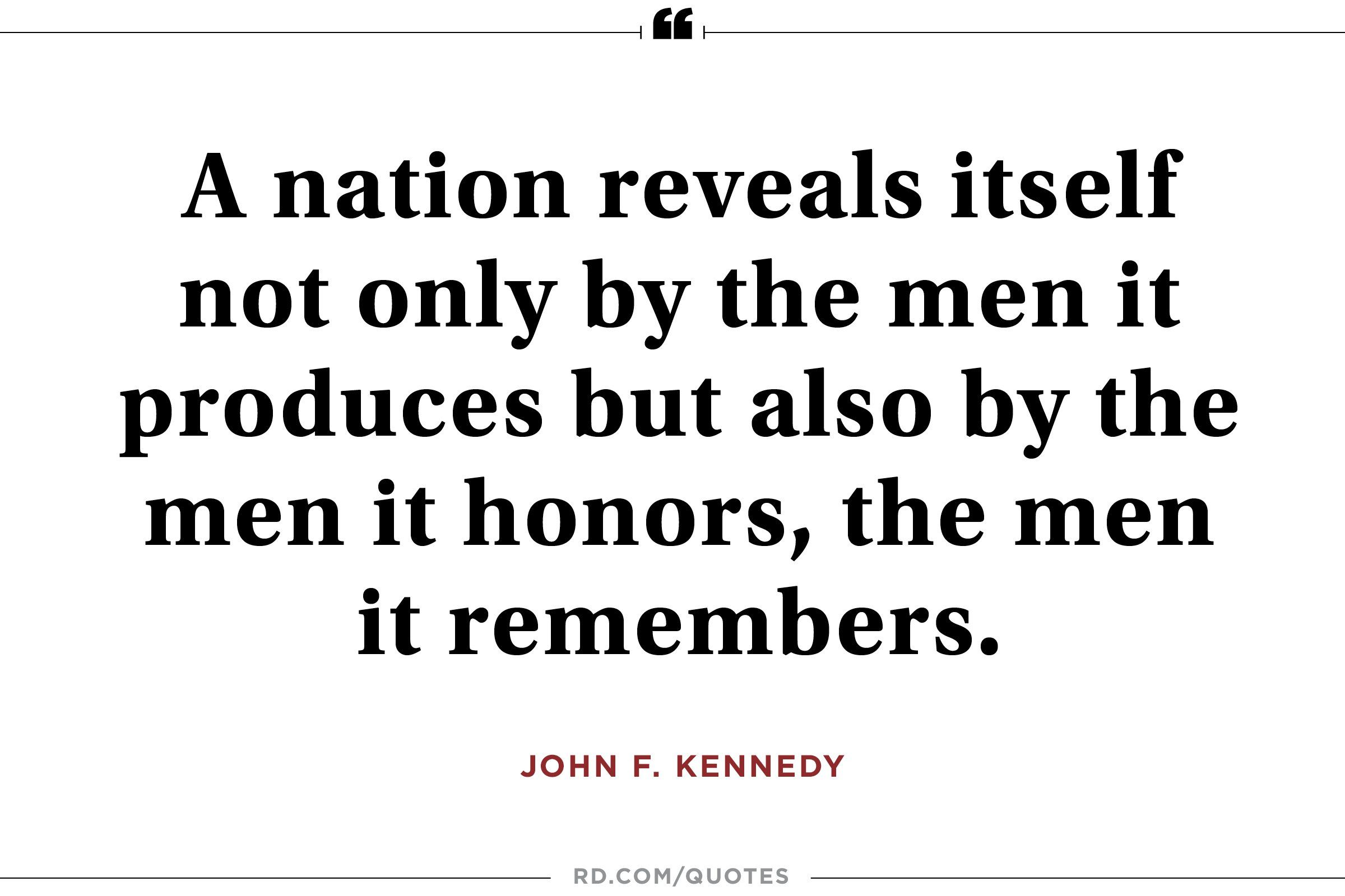 11 Quotes From President John F Kennedy That Will Make You Want