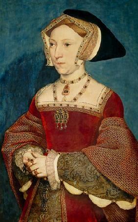 Hans Holbein d.J. - Jane Seymour, Königin von England