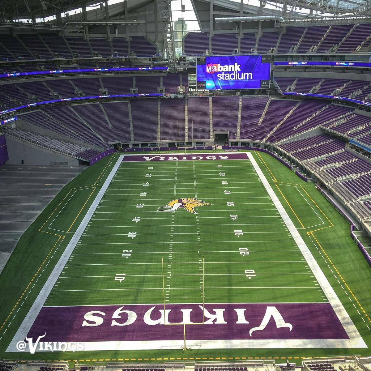 Go to a Vikings game an absolute must. Minnesota