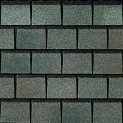 GAF Lifetime Slateline® Sample: Emerald Green Slate  Value