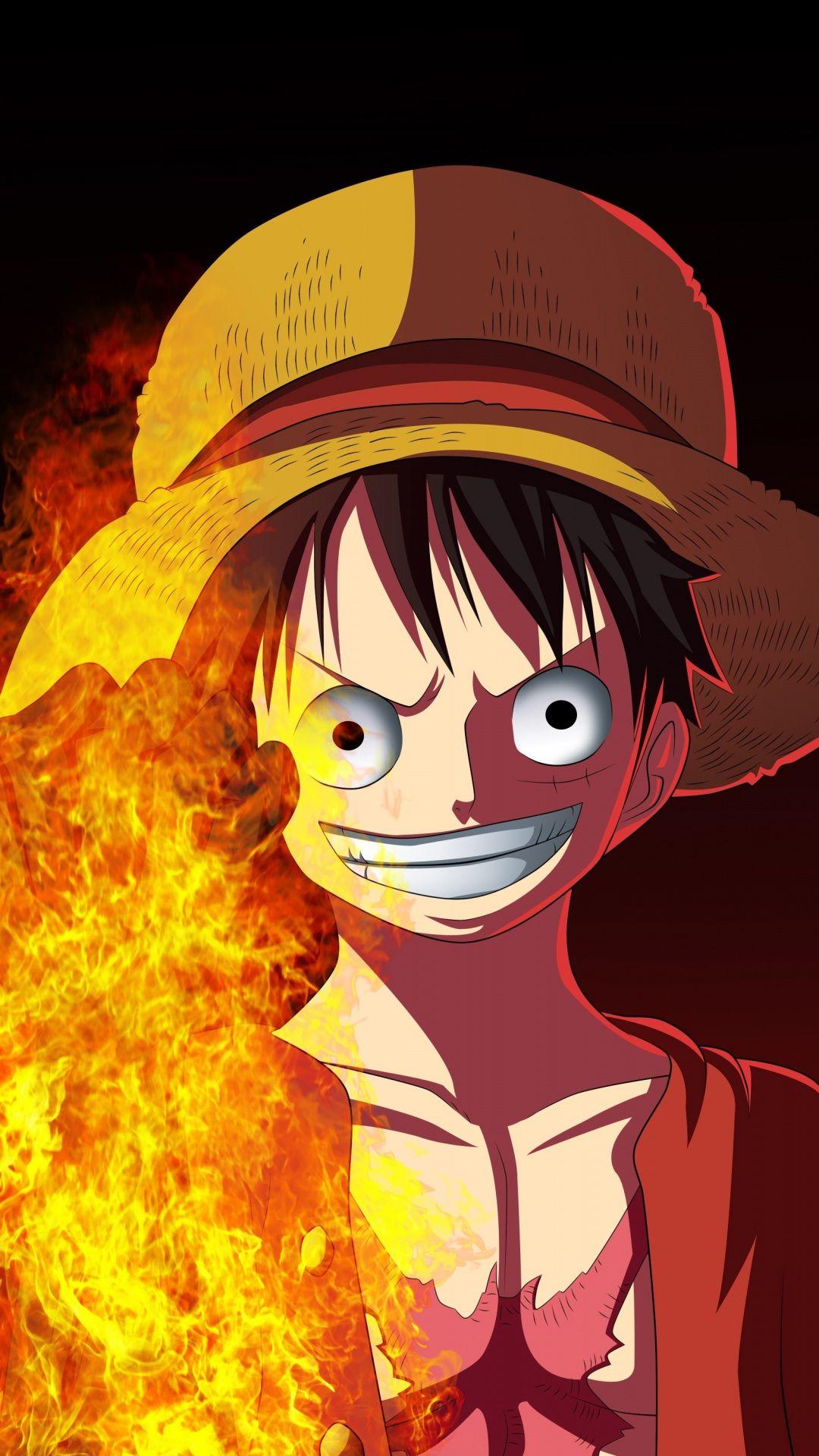 Monkey Anime Boy Curious One Piece 1080x1920 Wallpaper One Piece Luffy Anime Anime Wallpaper