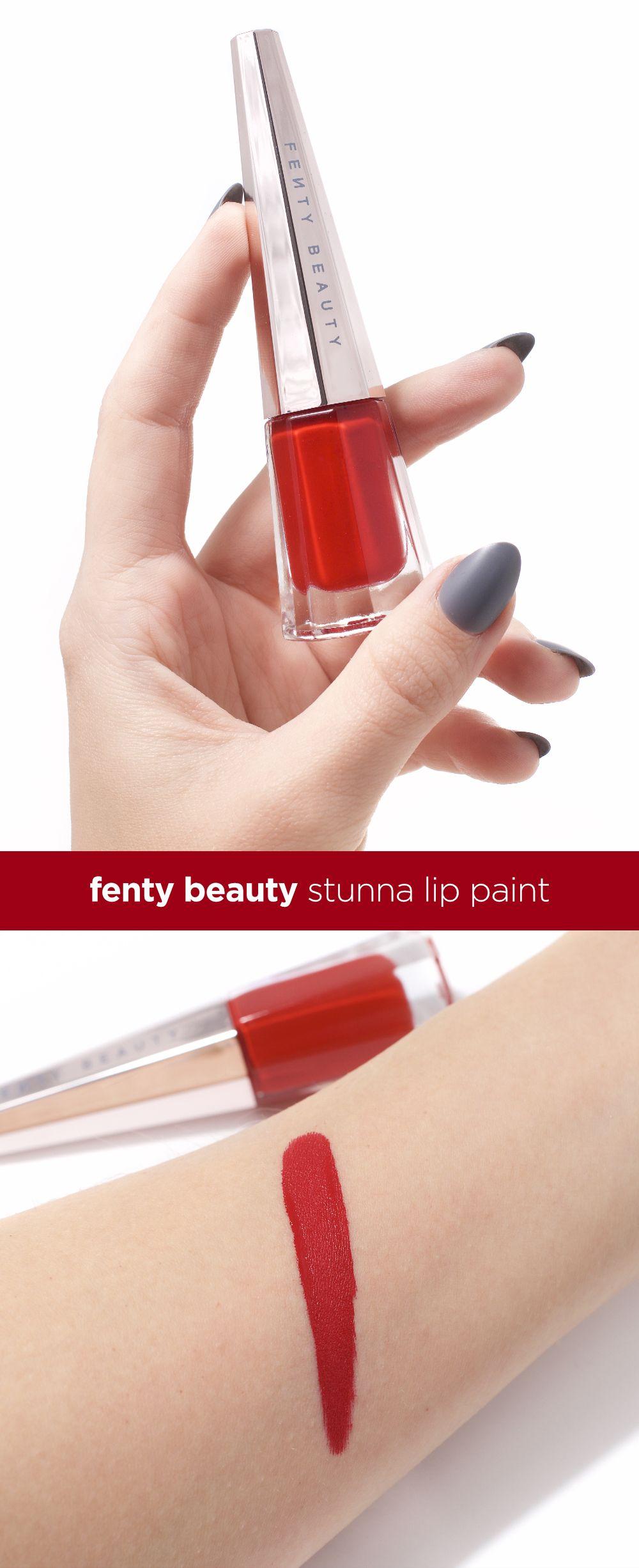 Stunna Lip Paint Longwear Fluid Lip Color by Fenty Beauty #21