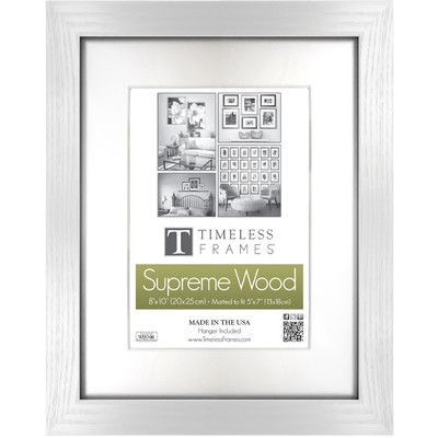 Charlton Home Barile Wall Picture Frame Size: 9\