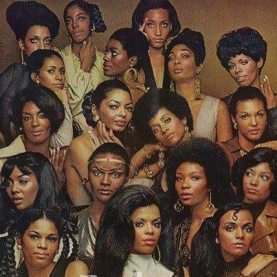 African American Women trailblazers.