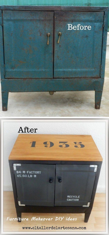 29 Creative Furniture Makeover Ideas Designs Diy Furniture Renovation Furniture Makeover Furniture Makeover Diy