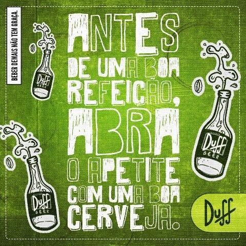 Twitter   Duff Brasil  Chef Duff em ação  . da307c3fe92
