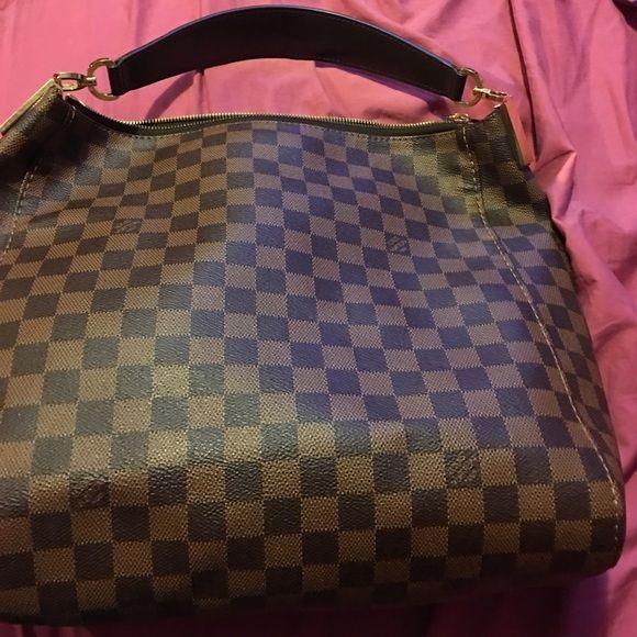 6587e38ba6ab Louis Vuitton Portobello PM % Authentic date code on PIC Never used! Brand  new still