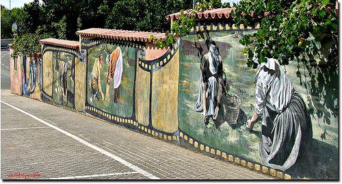 Murales - Sennariolo