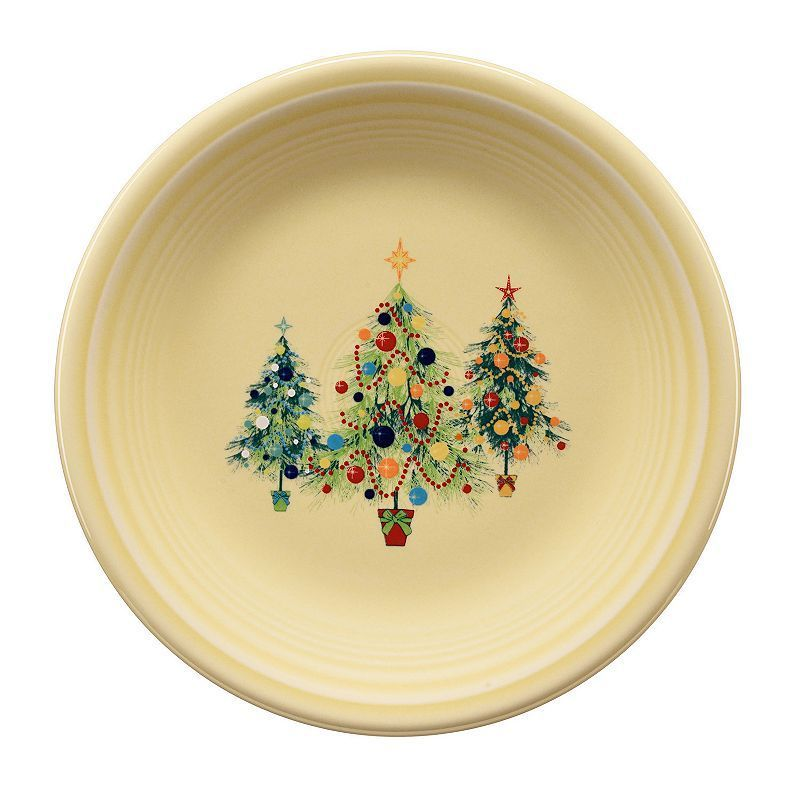 Fiesta Trio of Trees 7-in. Salad Plate. Christmas PlatesChristmas ...  sc 1 st  Pinterest & Fiesta Trio of Trees 7-in. Salad Plate | Salad plates Fiestas and ...