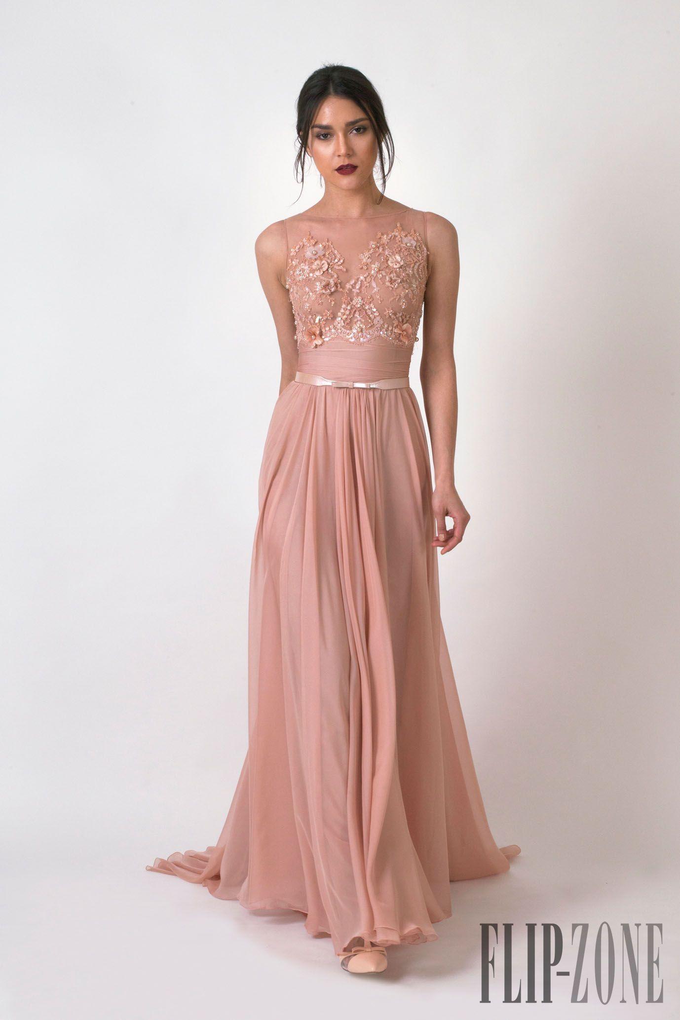 Hermosa Vestido De La Dama De Alta Costura Ideas - Colección de ...