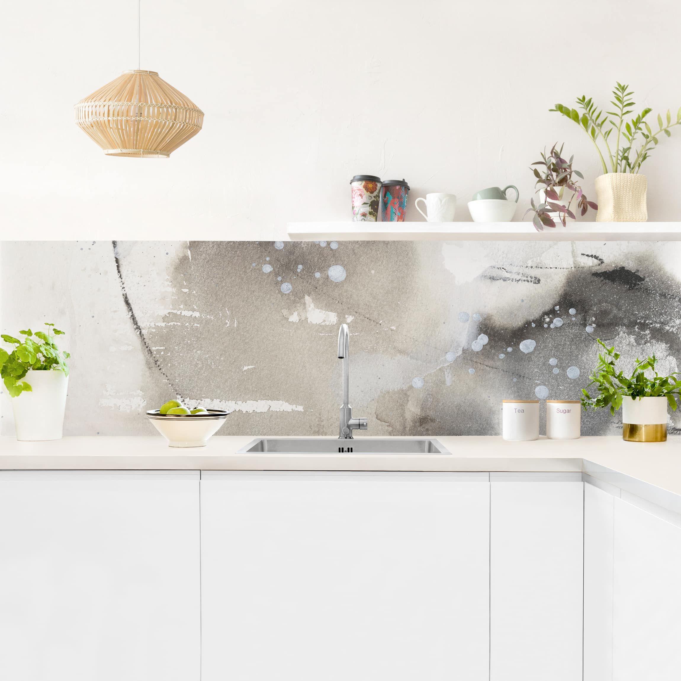 Kuchenruckwand Mystische Objekte I In 2020 Kuchen Ruckwand
