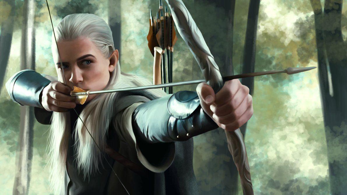 Pin en Middle earth: The Mirkwood Elves & Rivendell