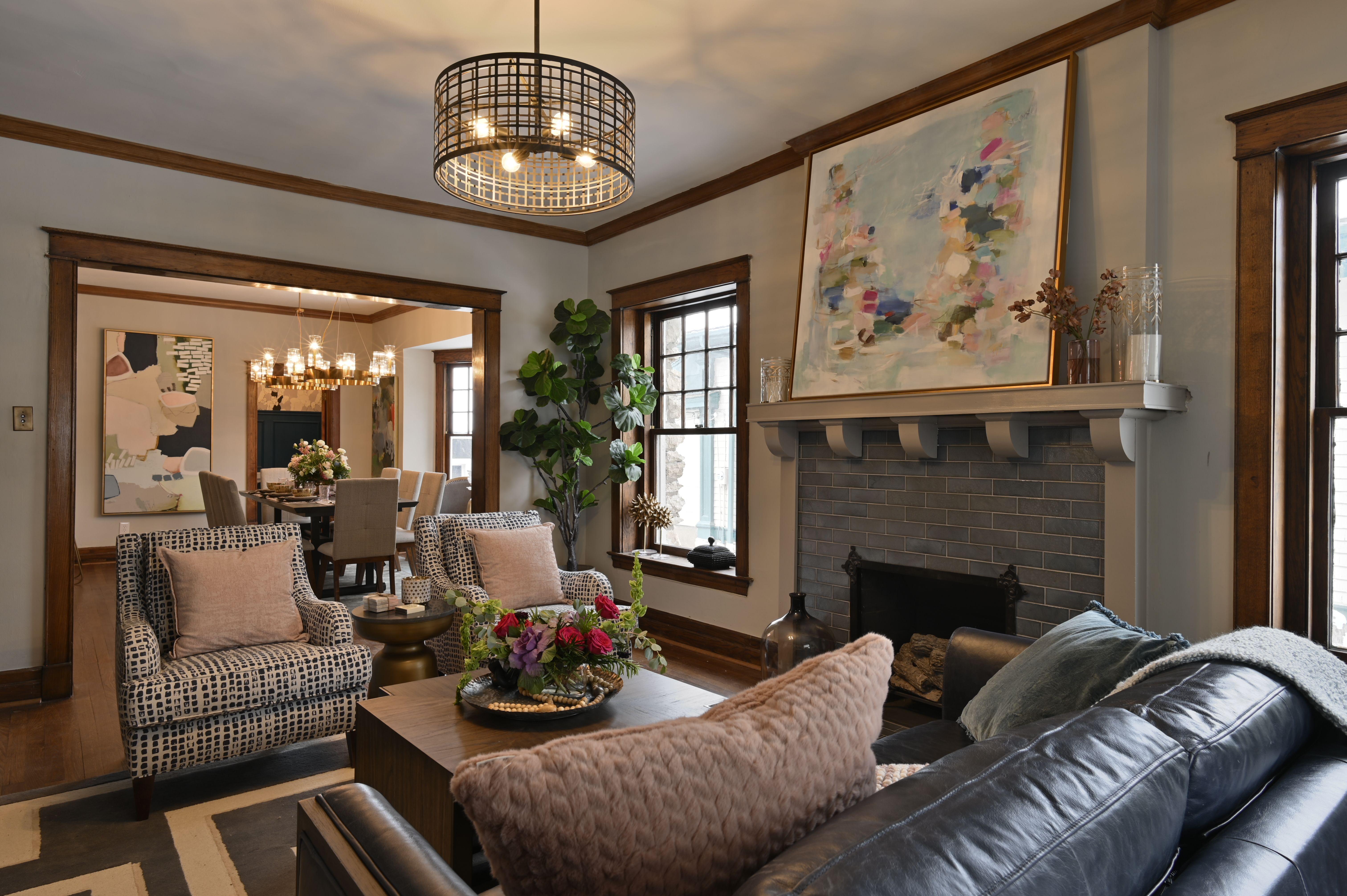 Bargain Mansion In 2020 Home Remodeling Nebraska Furniture Mart Vintage Interiors