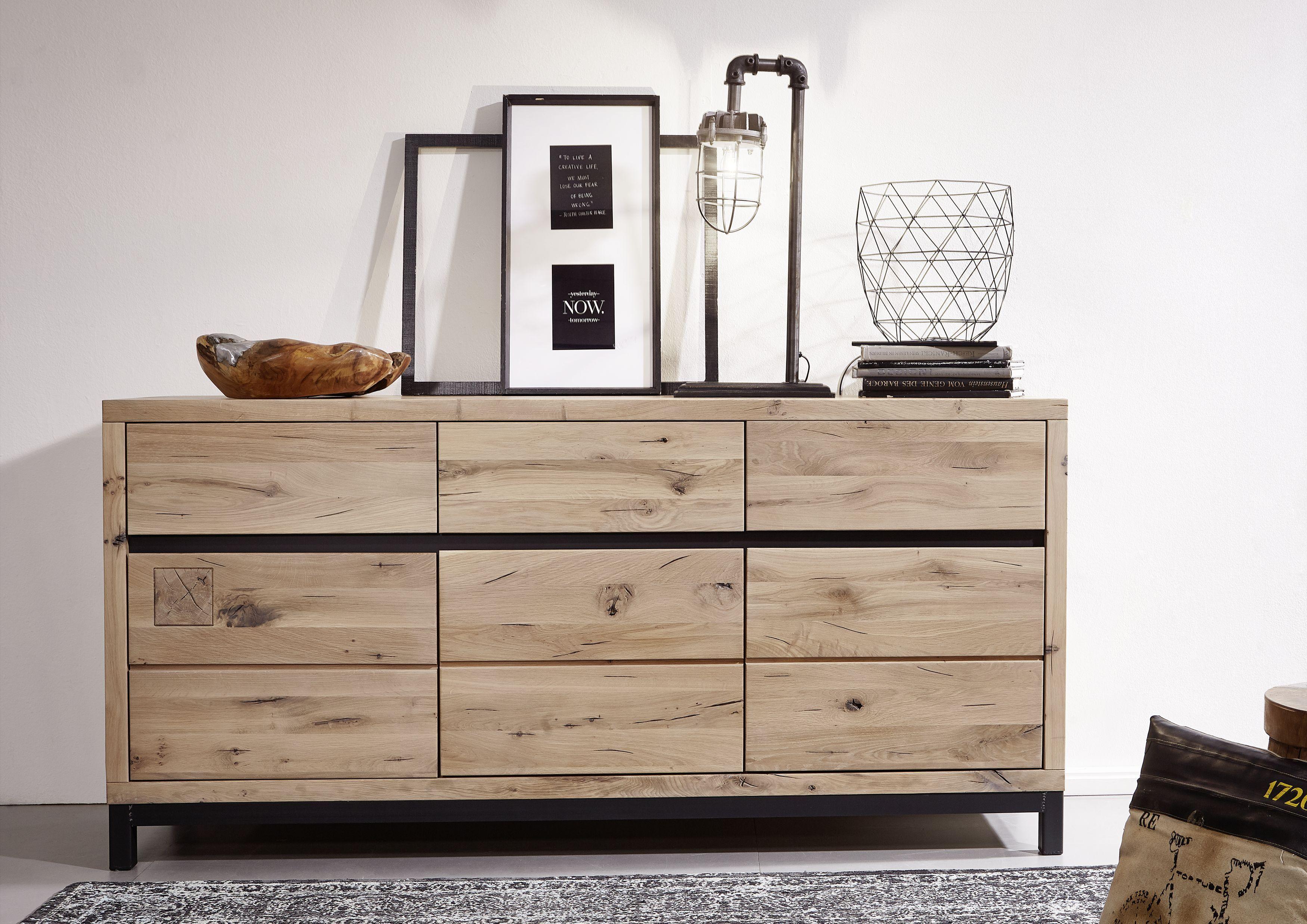 Mobel Wildeiche Versandfrei Kaufen Eiche Holz Esszimmerschrank Und Wohnzimmerschranke