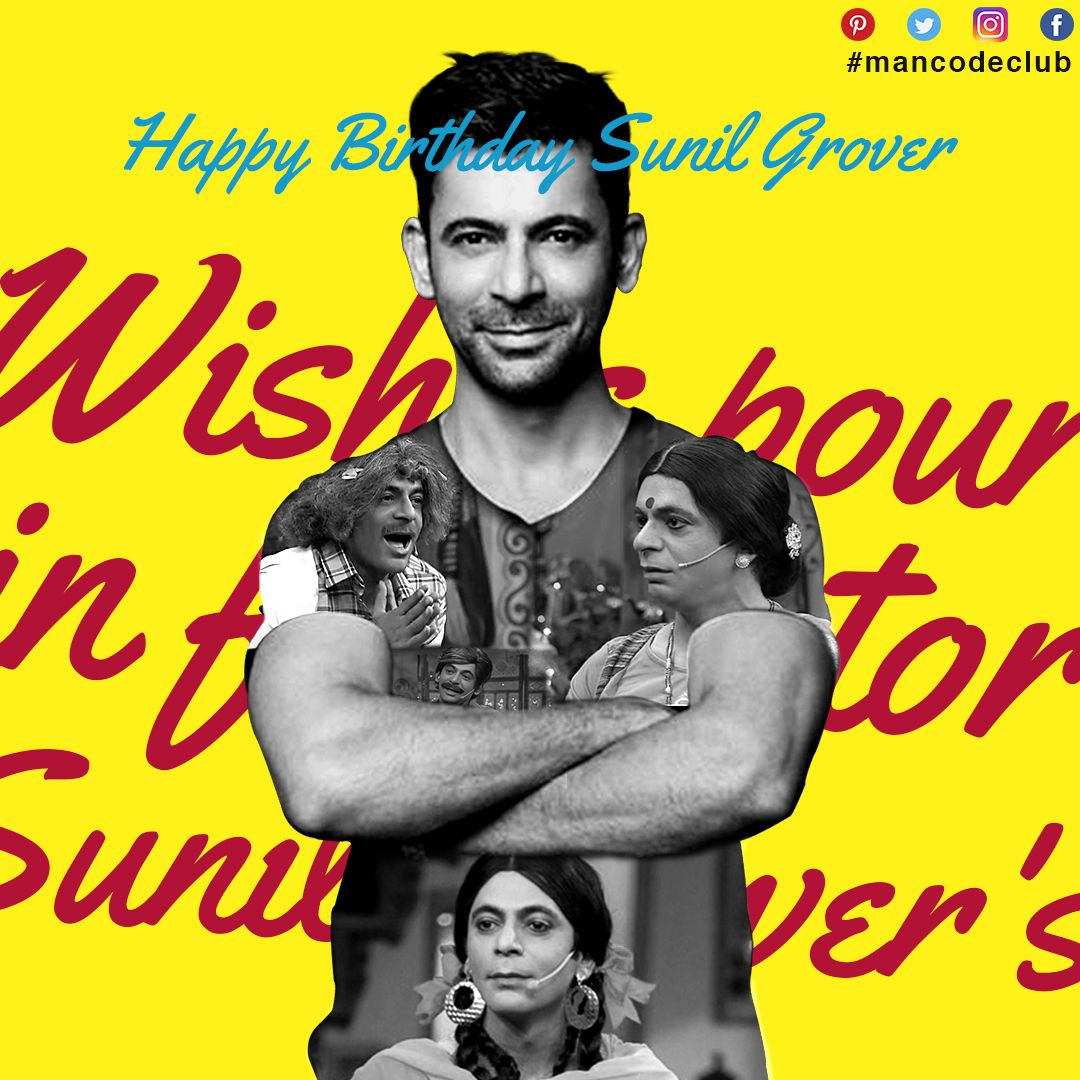 Happiest Birthday to the man who always inspires others n