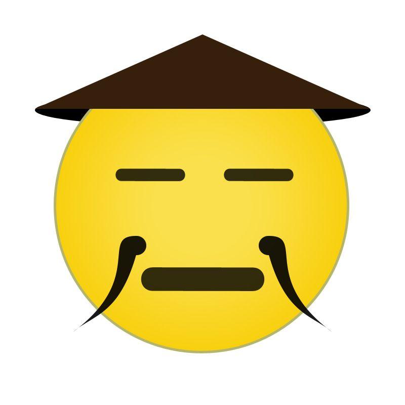 chinese #emoji #makemoji #emojis www.makemoji.com   Emoji, Movie posters design, Logo design free