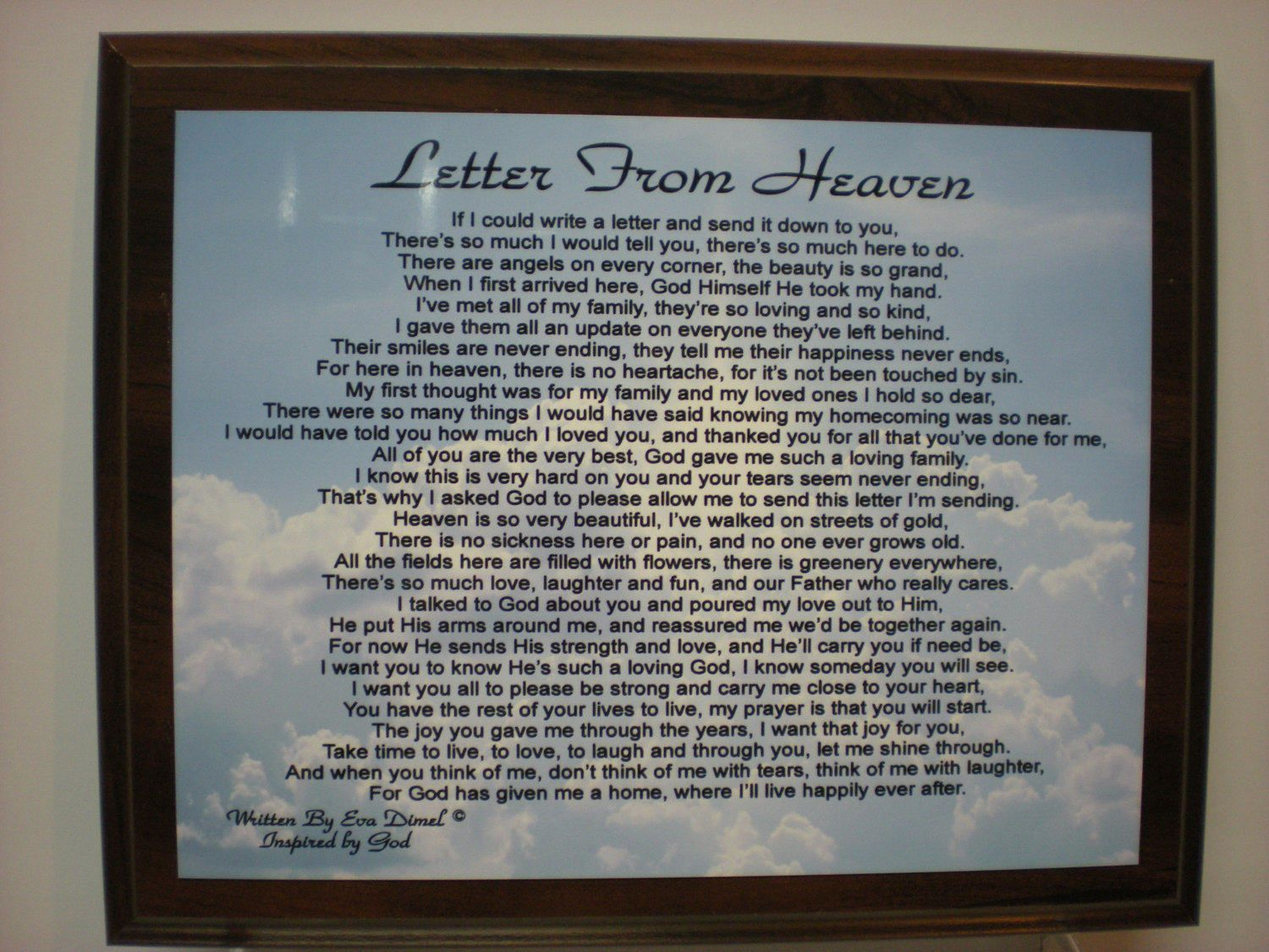 Comforting Quotes About Losing A Loved One Missing A Loved One In Heaven Poems  Poems  Pinterest  Heaven